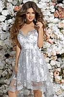 Вечерние платья с вышивкой, фото 2