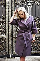 Элегантное пальто из кашемира, фото 2