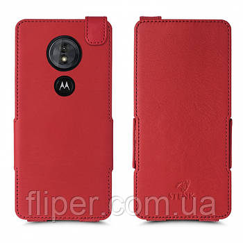 Чехол флип Stenk Prime для Motorola Moto G6 Play Красный
