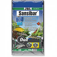 Чёрный донный грунт JBL Sansibar Dark для пресноводных и морских аквариумов, 10 кг