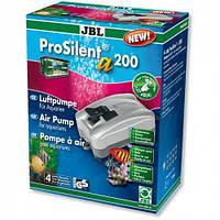 Компрессор JBL ProSilent a200 для пресноводных и морских аквариумов 50-300 л