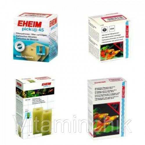 Угольный aильтрующий картридж для EHEIM pick up 200 2 шт