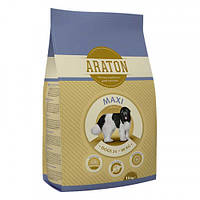 Сухой корм Araton Adult Maxi для собак весом от 25 до 80 кг, 15 кг