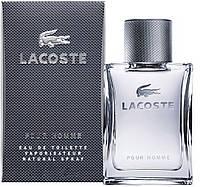 Lacoste Pour Homme Туалетная вода EDT 100 ml (Лакост Лакоста Пур Хом) Мужской Парфюм Аромат Духи Парфюмерия