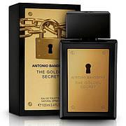 Antonio Banderas The Golden Secret Туалетная вода 100 ml (Антонио Бандерас Золотой Голден Секрет) Мужской Духи