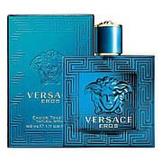Versace Eros Туалетная вода 100 мл (Версачи Версаче Ерос Эрос) Мужской Парфюм Духи Аромат Парфюмированная