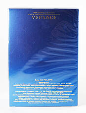 Versace Eros Туалетная вода 100 мл (Версачи Версаче Ерос Эрос) Мужской Парфюм Духи Аромат Парфюмированная, фото 2