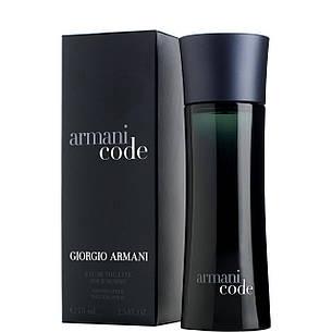Giorgio Armani Code Pour Homme 125 мл Туалетная вода (Джорджио Георгио Армани Код) Мужской Парфюм Аромат Духи, фото 2