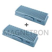 Комплект фильтров выходных HEPA13 (2 шт) для пылесоса LG