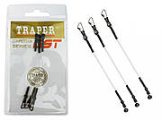 Traper Fluorocarbon Feeder Link GTS  (8см)