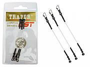 Traper Fluorocarbon Feeder Link GTS  (12см)