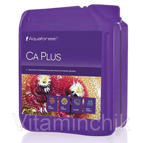 Кальций Aquaforest Ca Plus для морского аквариума, 2 л