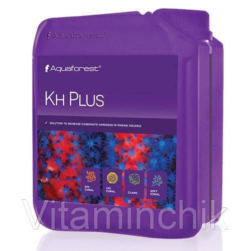 Увеличения KH в морском аквариуме Aquaforest KH Plus, 2 л