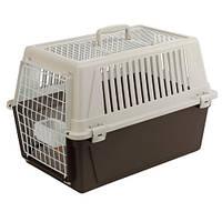 Переноска Ferplast Carrier Atlas 30 Open для кошек и мелких собак с откидной крышей, 32,5x48,5x29 см