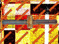 Вал с шестерней для мотокультиватора GRUNFELD T12X-M52.