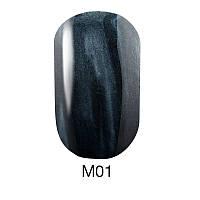 Гель-лак Naomi 6 мл Metallic Collection M01