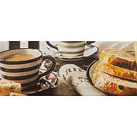 Плитка Атем Florian декор Latte 10*30 бежевый