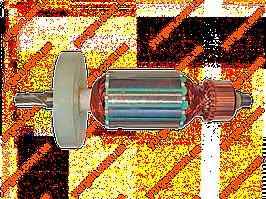 Якорь для пилы торцевой Metabo KGS 216М (код 310011470).