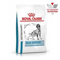 Сухой корм Royal Canin Skin Support при дерматозах и выпадении шерсти у собак, 2 кг