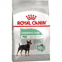 Сухой корм Royal Canin Mini Degestive Care при чувствительном пищеварении у собак мелких пород, 3 кг