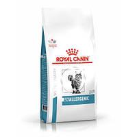Сухий корм Royal Canin Anallergenic при харчової алергії у кішок, 2 кг