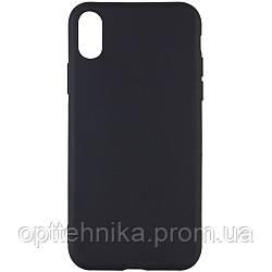 """Чехол TPU Epik Black для Apple iPhone X / XS (5.8"""")"""