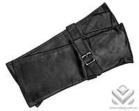 Женские кожаные перчатки MOSCHINO W2807