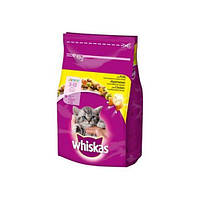 Сухой корм Whiskas Junior с курицей для котят, 14 кг