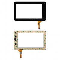 7'' дюймовый сенсор GoClever для планшета Terra SG5297A-FPC-V1