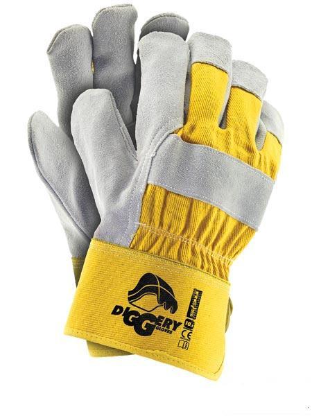 Перчатки DIGGERY