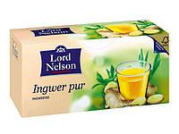 Травяной чай Lord Nelson Ingwer-pur в пакетиках