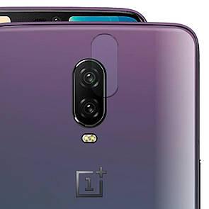 Защитное стекло на камеру Clear Glass Box для OnePlus 6T (clear)