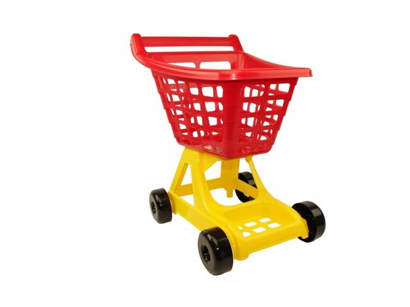 Игрушечная  тележка  для продуктов Супермаркет   Технок