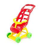 Прогулочная коляска для куклы 00147, фото 9