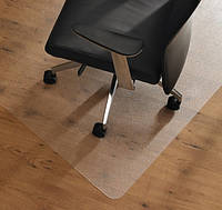 Защитный напольный коврик под кресло Oscar Шагрень фактурный 2 мм 1000х1500 мм SKL54-240920