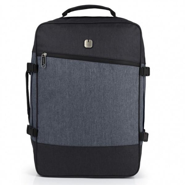 Сумка-рюкзак Gabol Saga 34L Black Refurbished