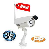 NC-512G-IR -уличная IP камера с 3G модемом и поддержкой P2P