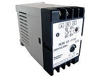 Реле контроля трехфазного напряжения ЕЛ-12 380В, 220В