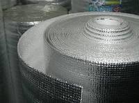 АЛЮФОМ вспененый полиэтилен, теплоизол, полиизол, пенофол, термоизол, изолон, фольгаизол 2мм ( 50м )
