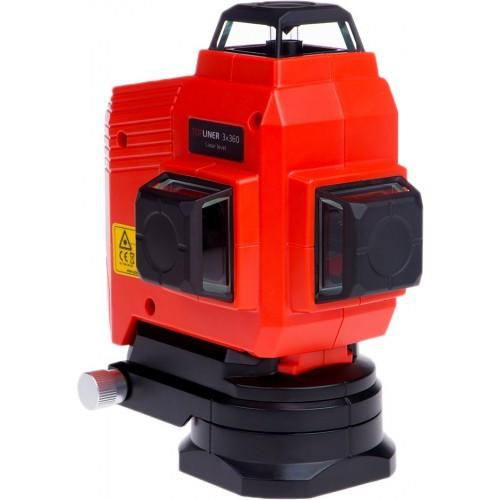 Нивелир лазерный линейный ADA TopLiner 3x360