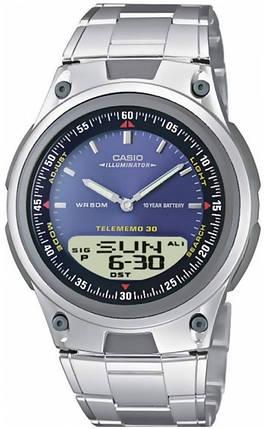 Годинник CASIO AW-80D-2AVEF чоловічий наручний годинник касіо оригінал, фото 2