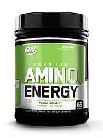 Энергетическая добавка с незаменимыми аминокислотами (ON Essential Amino Energy) 585 г со вкусом зеленого яблука