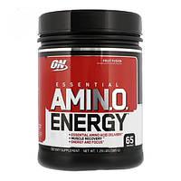 Энергетическая добавка с незаменимыми аминокислотами (ON Essential Amino Energy) 585 г со вкусом фруктового пунша
