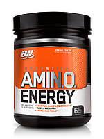 Энергетическая добавка с незаменимыми аминокислотами (ON Essential Amino Energy) 585 г со вкусом апельсина