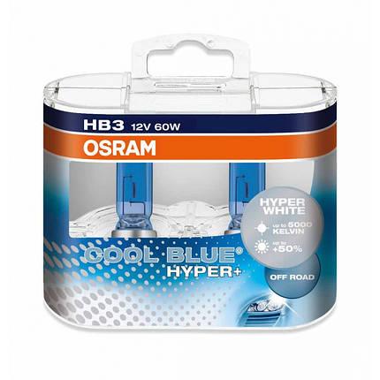 Osram Cool Blue Hyper Plus 5000K HB3, фото 2