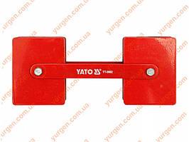 Магнитный кронштейн (струпцина) YATO (код YT-0862).