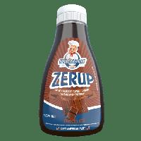 Низкокалорийный сироп (low calories syrup Zerup) 425 мл со вкусом шоколад-миндаль