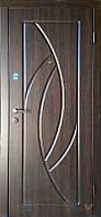 Двері вхідні, МДФ, 860x2050, внутрішні, праві, №Н-0165