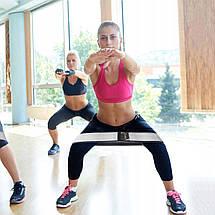 Гумка для фітнесу та спорту тканинна Springos Hip Band Size M FA0114, фото 3