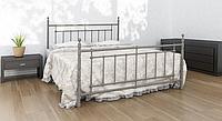 Кровать металлическая кованная Неаполь / Napoli двуспальная, фото 1